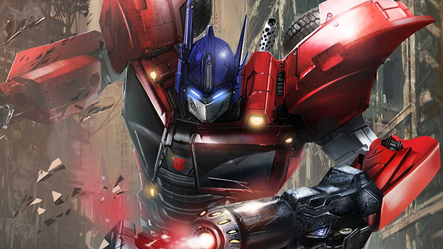 Transformers  The Movie  1  The Touch